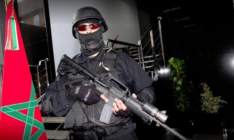 Démantèlement d'une nouvelle cellule terroriste de 13 éléments