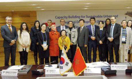 Transport urbain: Les Coréens partagent leur expérience avec des responsables marocains