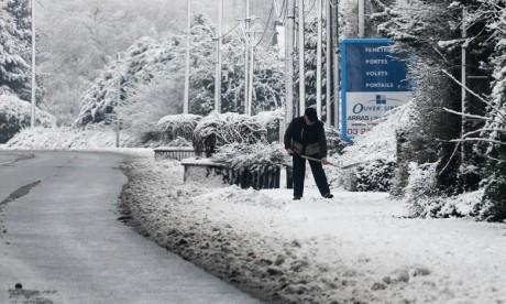 France : Neige et vents violents, la tempête Gabriel approche