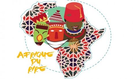 Et de deux pour le Festival Afrique du Rire