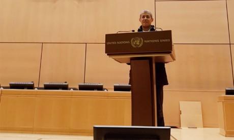 «Le Maroc est dans une position optimale pour la ratification  des accords de Genève sans brusquer le marché intérieur»