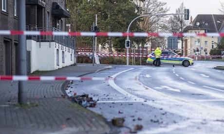Allemagne:  Une voiture percute des piétons, plusieurs blessés