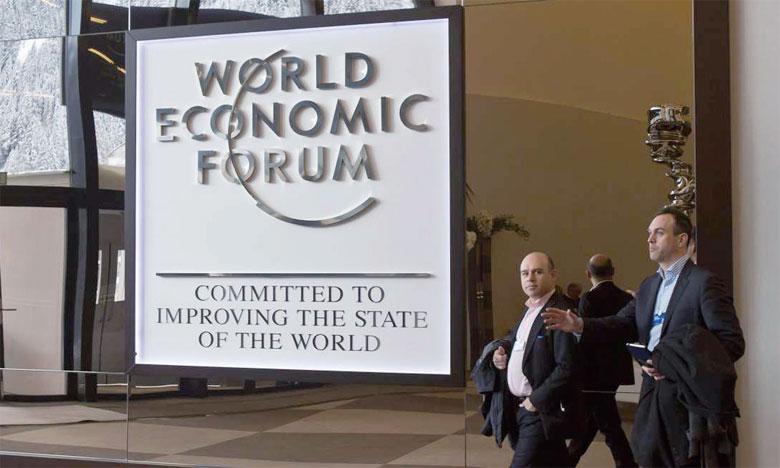 À Davos, le dérèglement climatique focalisera les débats