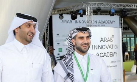 Des porteurs de projets défendent leurs idées à Doha
