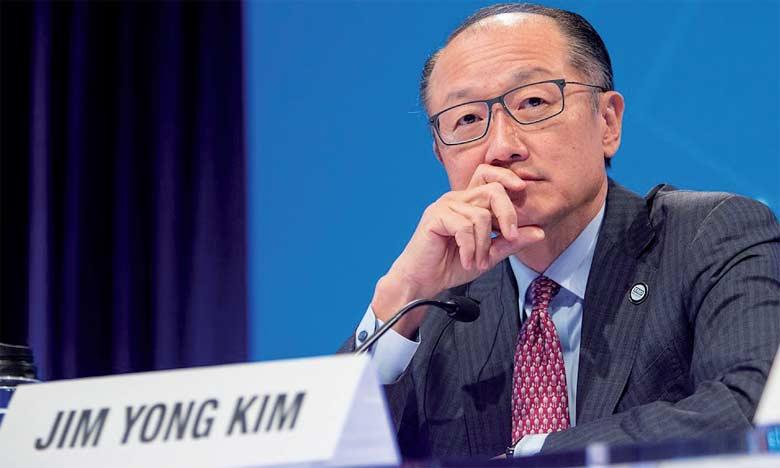 Démission-surprise du président Jim Yong Kim