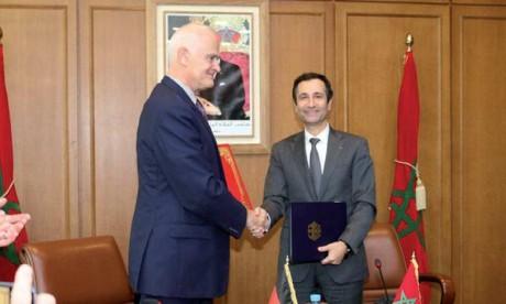 Le Maroc bénéficie de 330,5 millions d'euros de prêts et de dons allemands