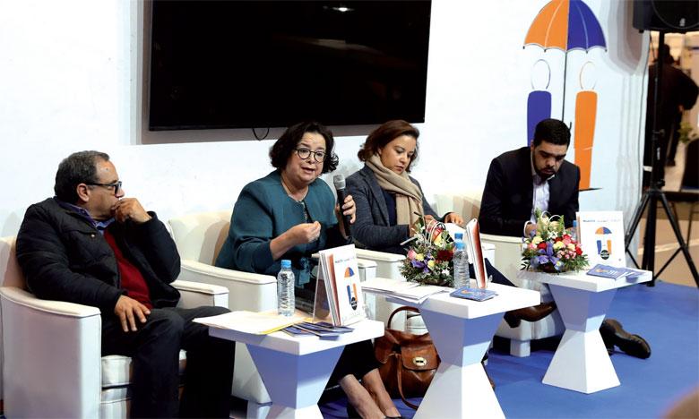 La présidente de la HACA appelle à un traitement médiatique objectif de la question migratoire