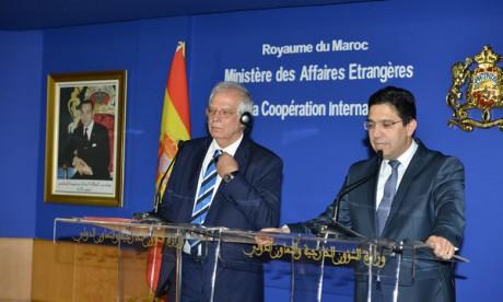 L'Espagne défend la «centralité de l'ONU» pour aboutir à une «solution politique» dans le cadre des «résolutions pertinentes» du Conseil de sécurité