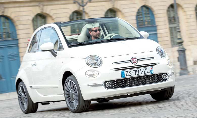 La Fiat500 établit un nouveau record en Europe