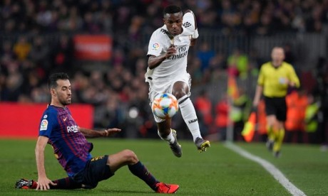 Le Barça et le Real se neutralisent au Camp Nou