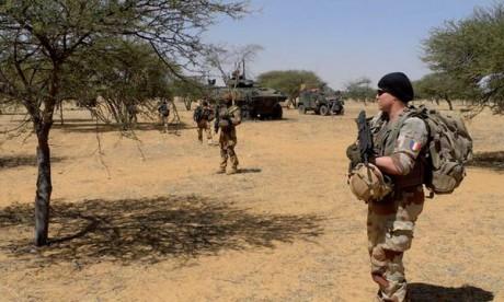 Paris annonce l'élimination du chef d'un groupe  terroriste