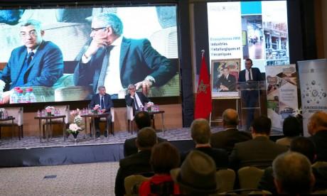 Les écosystèmes des IMM lancés à Casablanca