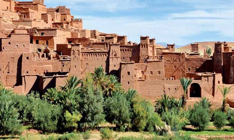 L'essentiel des sites est concentré dans le croissant oasien marocain constitué des provinces de Figuig, Er-Rachidia, Tinghir, Ouarzazate, Zagora et Tata.
