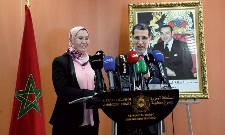 Saâd Eddine El Othmani: Le gouvernement déterminé à garantir la réussite de la SNDD