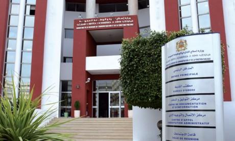 M. Benabdelkader affirme que l'administration est désormais à l'écoute des citoyens. Ph. Kartouch