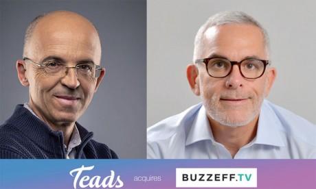Teads et Buzzeff fusionnent et créent Teads MENA