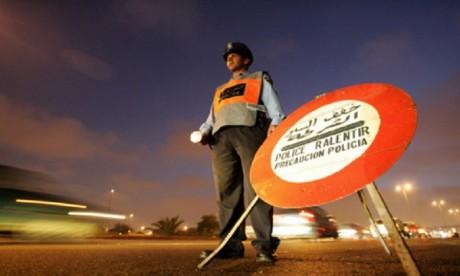 Khémisset  célèbre la Journée nationale de la sécurité routière