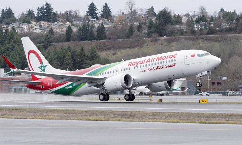 Royal Air Maroc fait appel  aux solutions de Boeing
