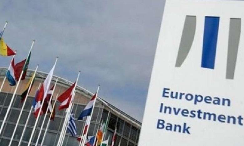 Parmi les investissements financés par la BEI figure le projet solaire Noor Midelt.