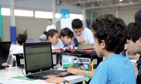 La 4e compétition nationale  de robotique demain   à Casablanca