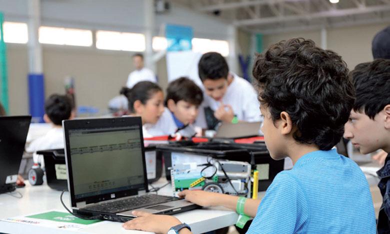 La compétition «First Lego League» est considérée comme une importante compétition de  robotique au niveau mondial.