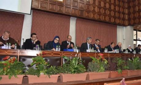 Conseil de la ville : L'ordre du jour de la session  de février passe comme une lettre à la poste
