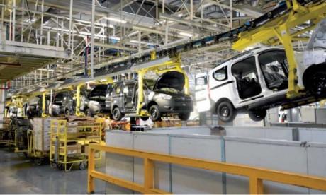 La BERD finance le secteur automobile marocain