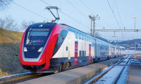Avec 2% de la consommation de pétrole, le rail est le transport le plus propre