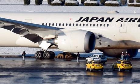 Fermeture partielle de l'aéroport de Tokyo-Narita