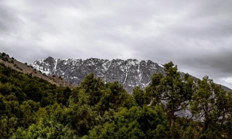 Météo : Ciel couvert perturbé par la pluie