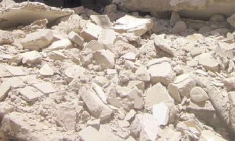Fès : effondrement du mur d'une école primaire, deux morts