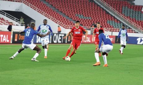 Le Wydad de Casablanca perd deux précieux points  à domicile face au Lobi Stars