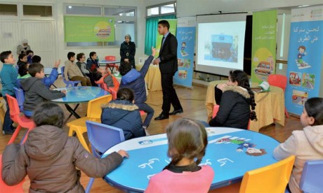 Vivo Energy et le CNPAC sensibilisent les élèves aux dangers de la route