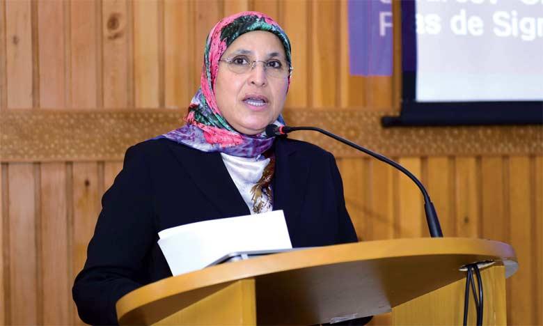 Le Maroc présente son expérience en matière d'autonomisation des femmes