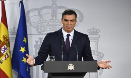 Espagne: Pedro Sanchez convoque des législatives anticipées