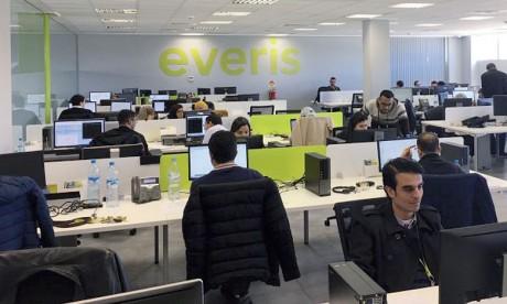 100 postes à pourvoir pour  le nouveau centre haute  performance d'Everis à Casablanca