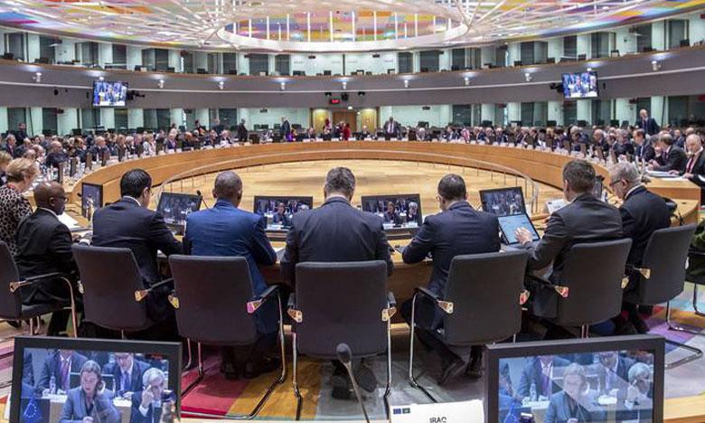 Nasser Bourita prend part à la réunion ministérielle UE-Ligue arabe