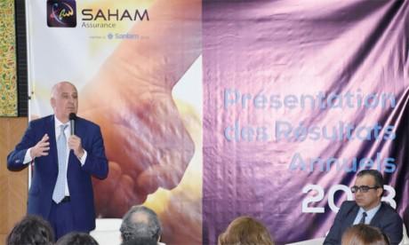 Saham Assurance identifie 5 axes stratégiques pour son développement2019-2020