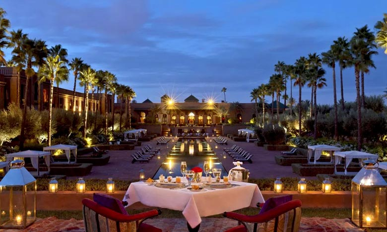 Le Forum examinera les possibilités de développement de l'hôtellerie et du tourisme en Afrique du Nord et de l'Ouest. Ph. DR