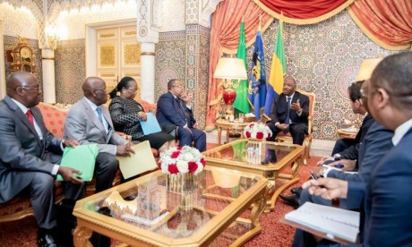 Le Gabon nomme son nouvel ambassadeur au Maroc