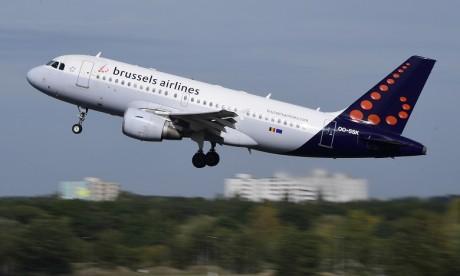 Brussels Airlines annule tous les vols du 13 février