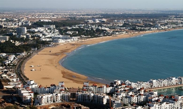 Agadir dépasse 5 millions de nuitées en 2018