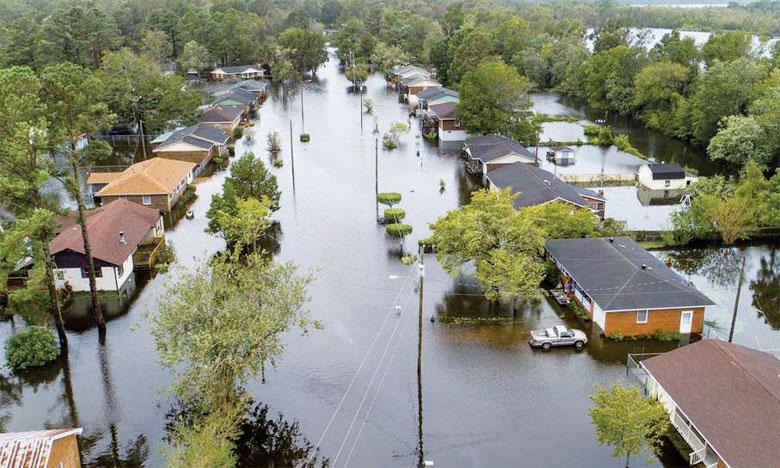 Les ouragans Florence et Michael aux États-Unis et aux Caraïbes (17 et 15 milliards de dollars), les feux en Californie (entre 7,5  et 10 milliards) et la sécheresse en Europe (7,5 milliards) arrivent en tête des pertes économiques dues aux catastrophes naturelles en 2018. Ph. DR