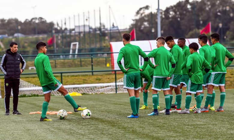 L'équipe nationale des U17 dispute en Turquie un tournoi préparatoire à la phase finale de la prochaine Coupe d'Afrique des nations. Ph : DR