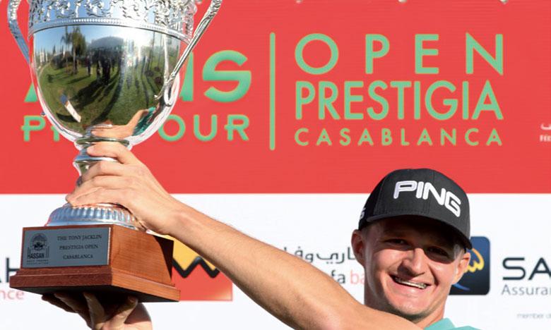 Victoire du Polonais Gradecki, Serghini termine cinquième