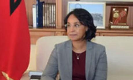 Mounia Boucetta examine les moyens de renforcer la coopération avec la secrétaire d'État à la culture au Portugal