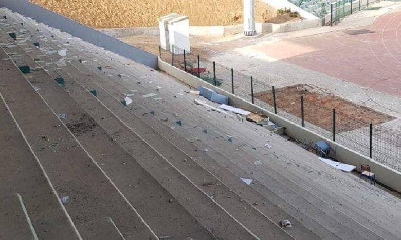 Le derby de l'Oriental émaillé de graves actes de violence