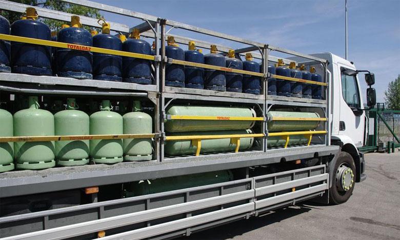 Pas de levée de la subvention du gaz butane