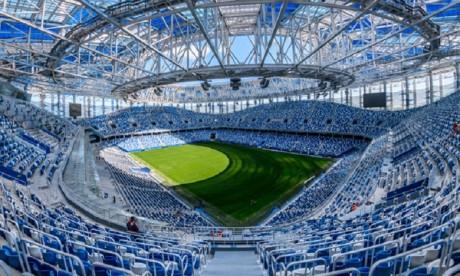 Combien déboursera la Russie pour l'organisation de l'Euro 2020 ?