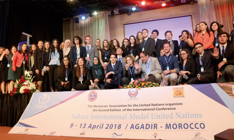 La capitale du Souss choisie pour abriter la troisième conférence internationale du «Sahara International Model United Nations»